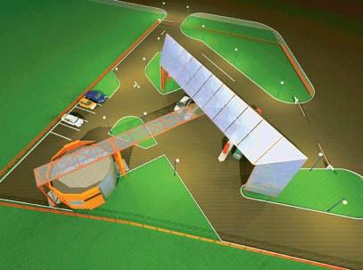 Проект автозаправочной станции