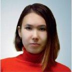 Арсланова Алина Ильмировна, студентка УГНТУ