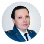 Коршунова Екатерина Александровна, старший помощник удмуртского природоохранного межрайонного прокурора, младший советник юстиции